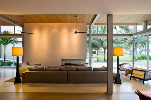 Dream Tropical House Design in Maui by Pete Bossley Architects ...