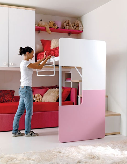 cute bedroom furniture for two kids in one room designtodesign
