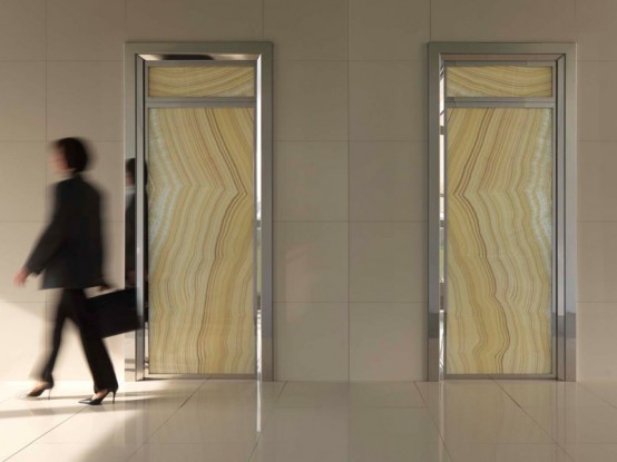 Contemporary interior doors exit by texarredo designtodesign there are also more modern lacquered white doors with unusual chromed knobs or absolutely mirrored ones available you could get more information about planetlyrics Gallery