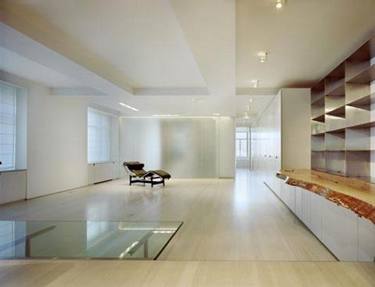 "Whitespace Luxury Apartment With Minimalist ""Spa Space Like Stunning Apartment Design Online Minimalist"