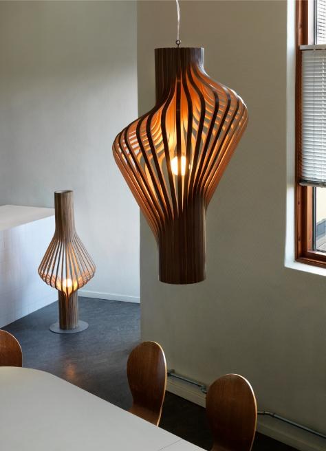 Diva Lamps By Thomas Egset And Peter Natedal