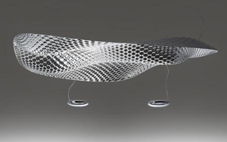 cosmic angel cosmic ocean and cosmic leaf by ross lovegrove for artemide designtodesign. Black Bedroom Furniture Sets. Home Design Ideas