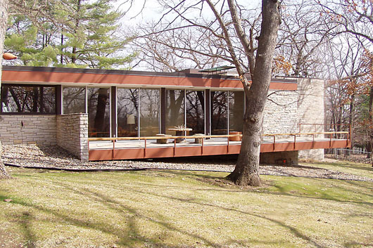 Beautiful Mid Century Home Interior In Des Moines