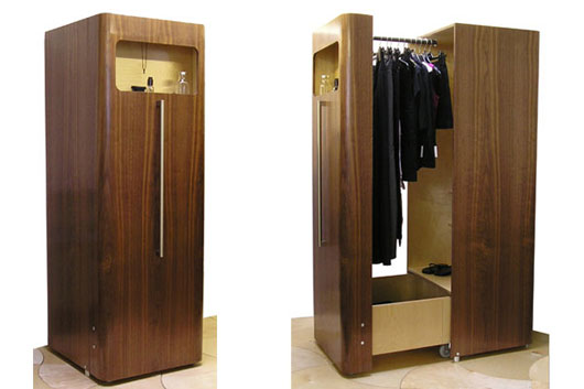 A E Saving Wardrobe Design Provides Solution To Your Cloth In Small Bedroom Designed By N J Dean Inspired City Living