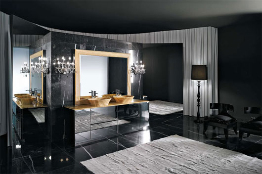 Black Luxury Bathrooms amusing 20+ expansive bathroom interior design decoration of