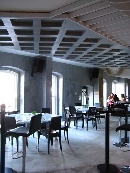 İzz cafe and restaurant by uğur köse batu palmer