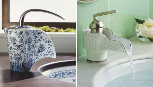 Decorative Bathroom Faucets From Kohler Vas Bol And Antique - Kohler bathroom faucet collections