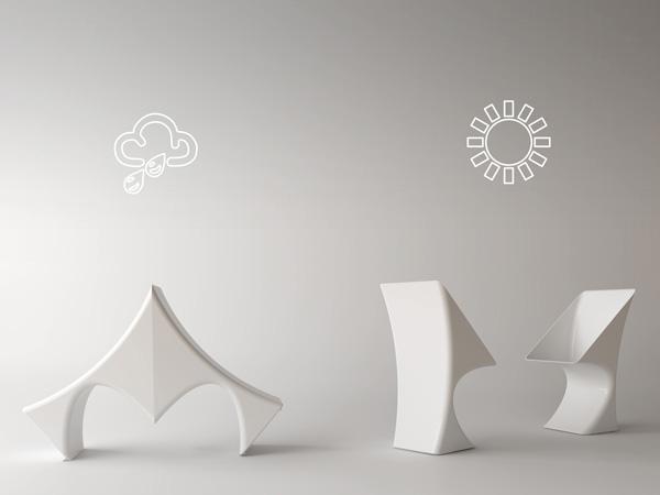 funnel chair designtodesign magazine designtodesign
