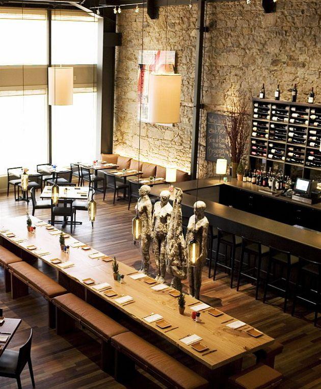 Ubuntu restaurant by apparatus architecture