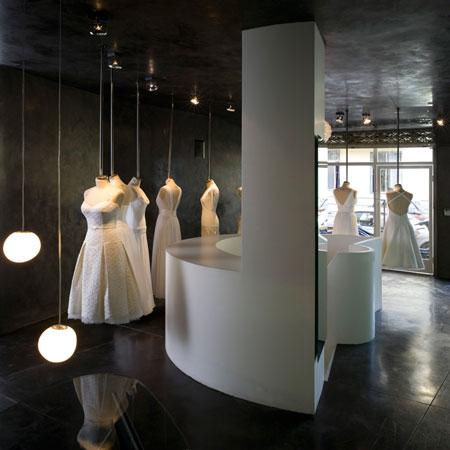 Hila Gaon Bridal Store By K1p3 Designtodesign Magazine