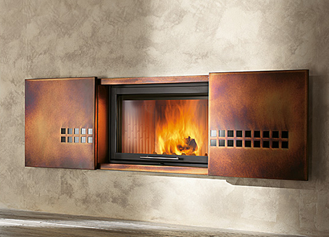 Wood Burning Fireplaces Modern Fireplace Ideas By Montegrappa
