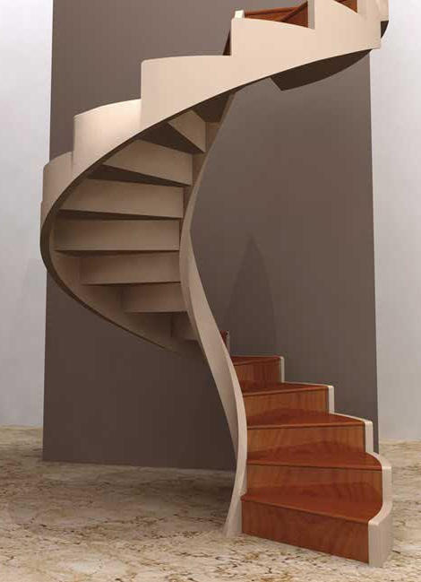 Classic Contemporary Staircase