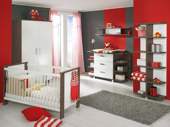 German Company, Paidi, Offers A Large Selection Of Nice Baby Nursery  Furniture. Its Models Are Created For Those People Who Like Contemporary  Nursery ...