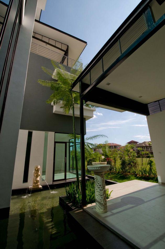 Lot 18 House By Arkitek Axis   DesignToDesign Magazine   DesignToDesign.com  , The Ultimate Online Design Magazine