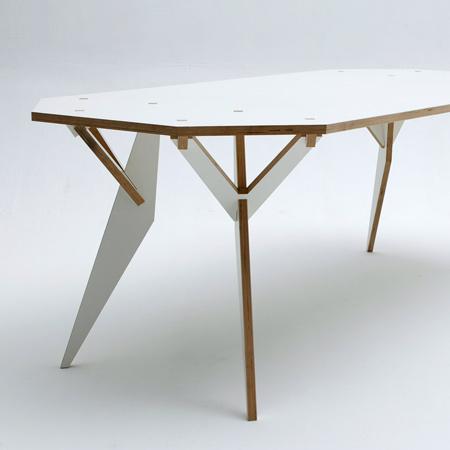 y parametric table by krystian kwieciski designtodesign magazine designtodesigncom the ultimate online design magazine