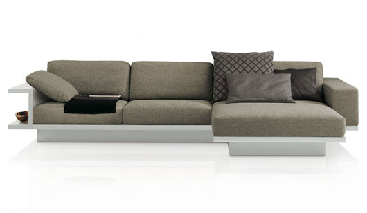 zen sofa modern sofa design from alf da fre designtodesign magazine. Black Bedroom Furniture Sets. Home Design Ideas