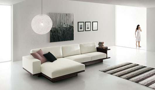 Zen Sofa – Modern Sofa Design from Alf Da Fre ...