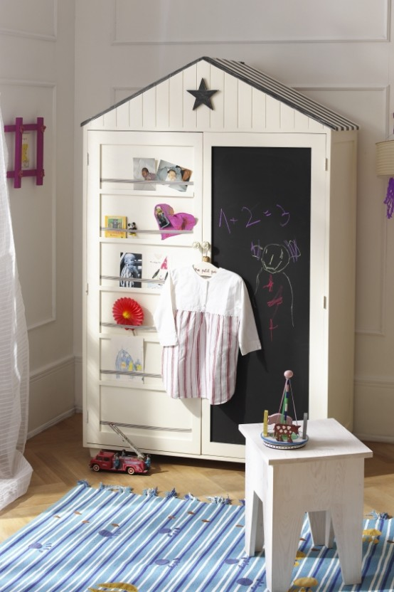 Nice Kids Wardrobes by Car Moebel - DesignToDesign Magazine ...