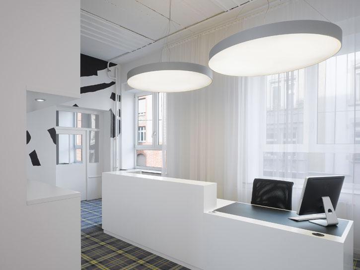 Ippolito Fleitz offices for studio ippolito fleitz designtodesign