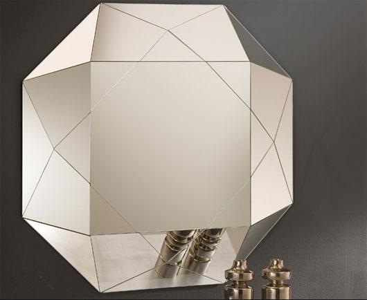 Decorative Bathroom Mirrors from Riflessi DesignToDesign