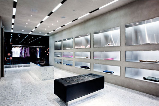 Modern Clothing Store Interior Ideas