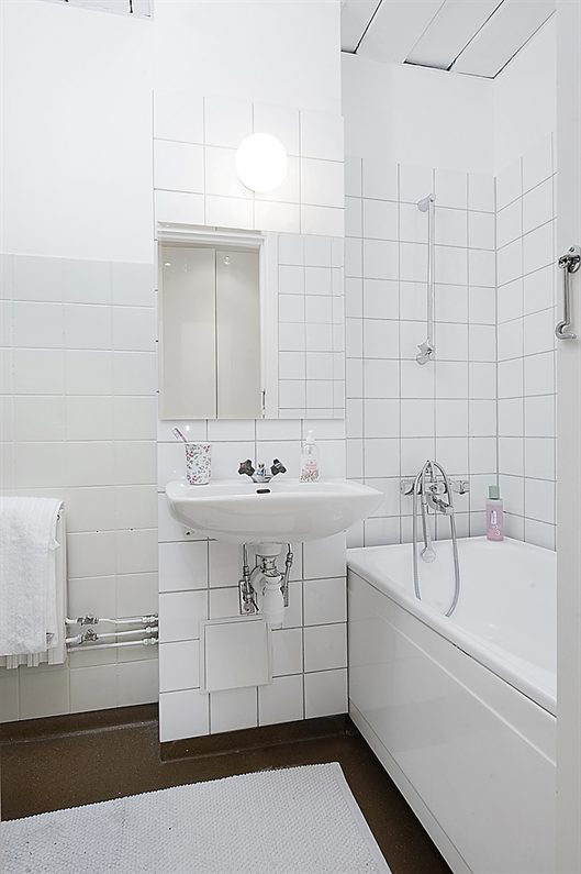 Clean White Small Apartment Interior Design with Minimalism in Mind -  DesignToDesign Magazine - DesignToDesign.com , The Ultimate Online design  Magazine
