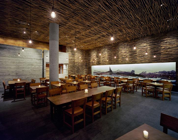 Restaurant Decoration New York : Pio restaurant by sebastian mariscal in new york