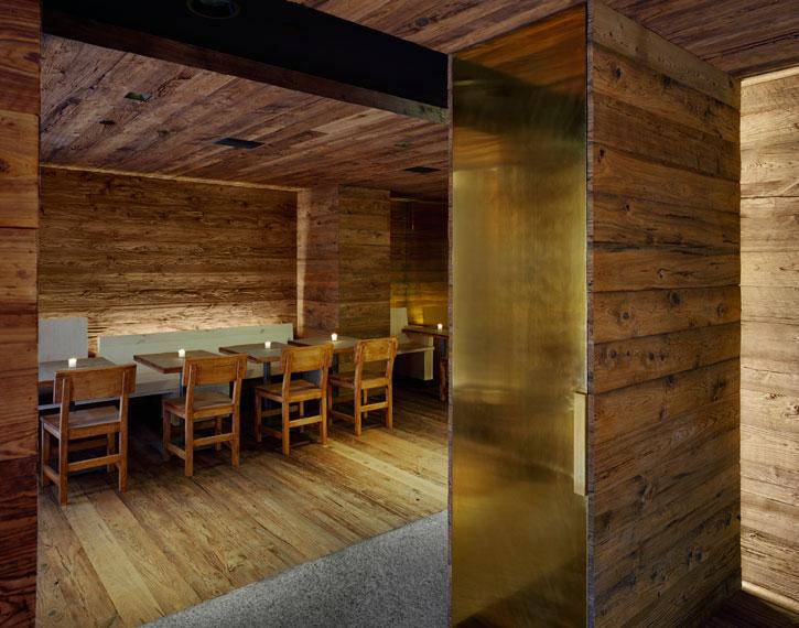 Pio restaurant by sebastian mariscal in new york
