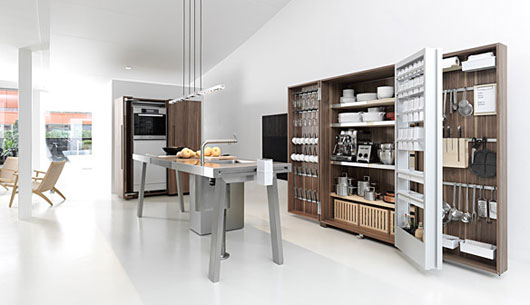 b2 Minimalist Kitchen Design from Bulthaup Germany ...
