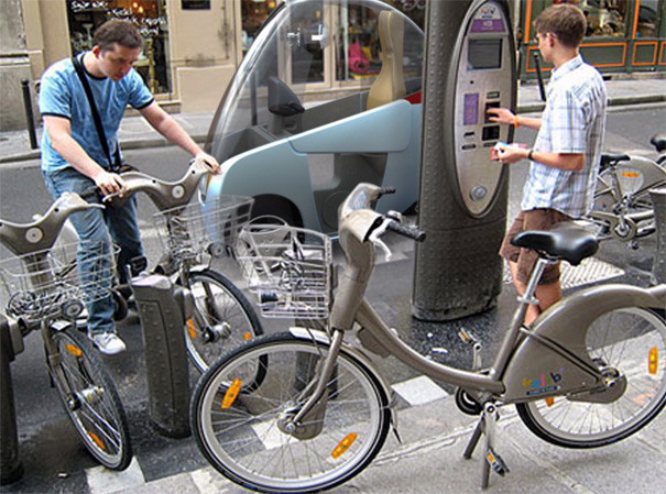 Mighty Pedal Power With Electric Help Designtodesign