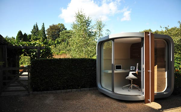 Fantastic Idea for a Modern Home Office Fantastic Idea for a Modern Home Office Fantastic Idea for a Modern Home Office officePOD prefab office 3
