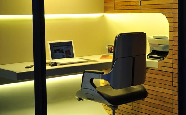Fantastic Idea for a Modern Home Office Fantastic Idea for a Modern Home Office Fantastic Idea for a Modern Home Office officePOD prefab office 7