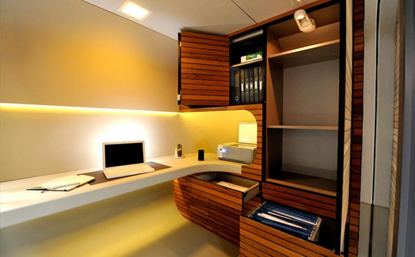 Fantastic Idea for a Modern Home Office Fantastic Idea for a Modern Home Office Fantastic Idea for a Modern Home Office officePOD prefab office 8