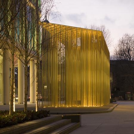 Regent S Place Pavilion By Carmody Groarke
