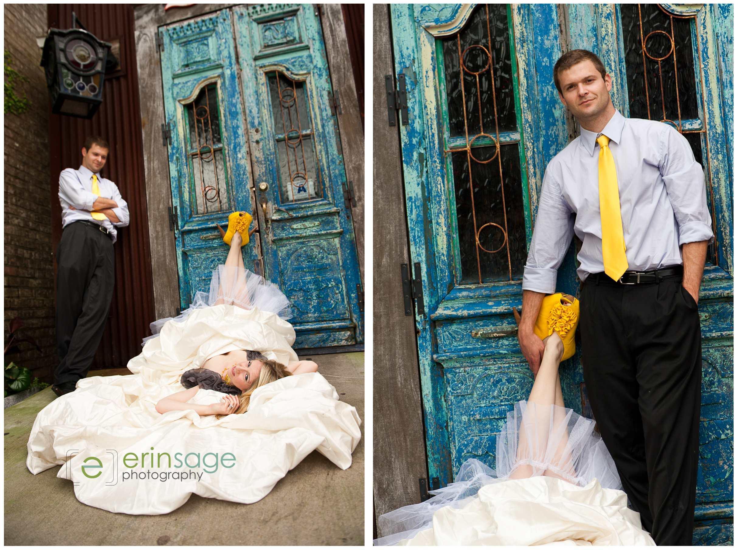 Erin Sage Photography Blog - Journal - Lindsay & Monty: Trash The ...