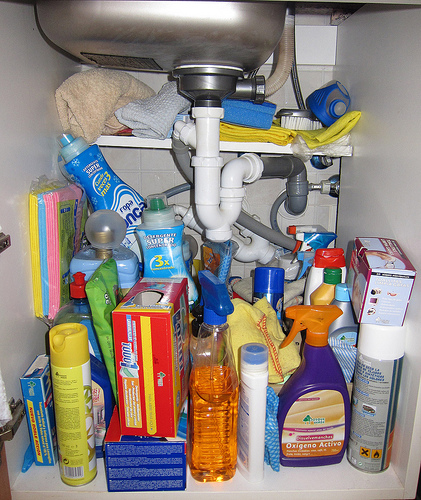 What S In Your Cleaning Cupboard Home Click Cleaning