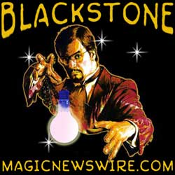 HARRY BLACKSTONE JR