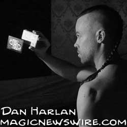 MAGICIAN DAN HARLAN