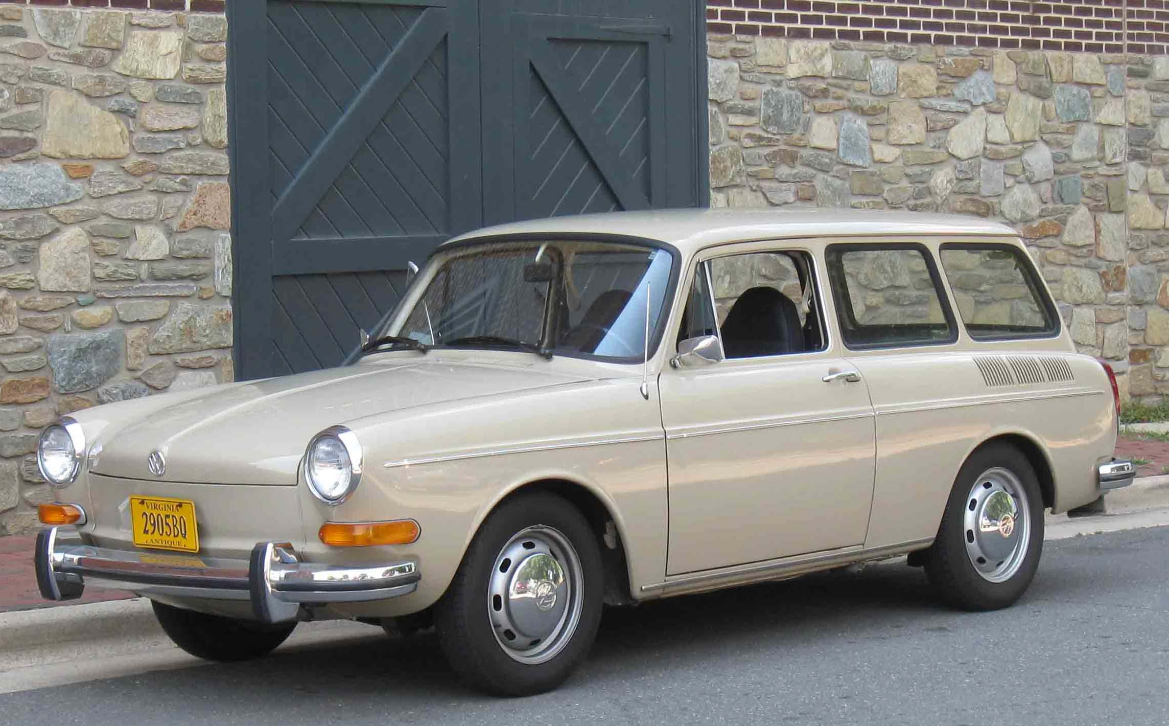 College Station Ford >> Classic Used Oil Generators: 1973 VW Squareback - NORA, An Association of Responsible Recyclers