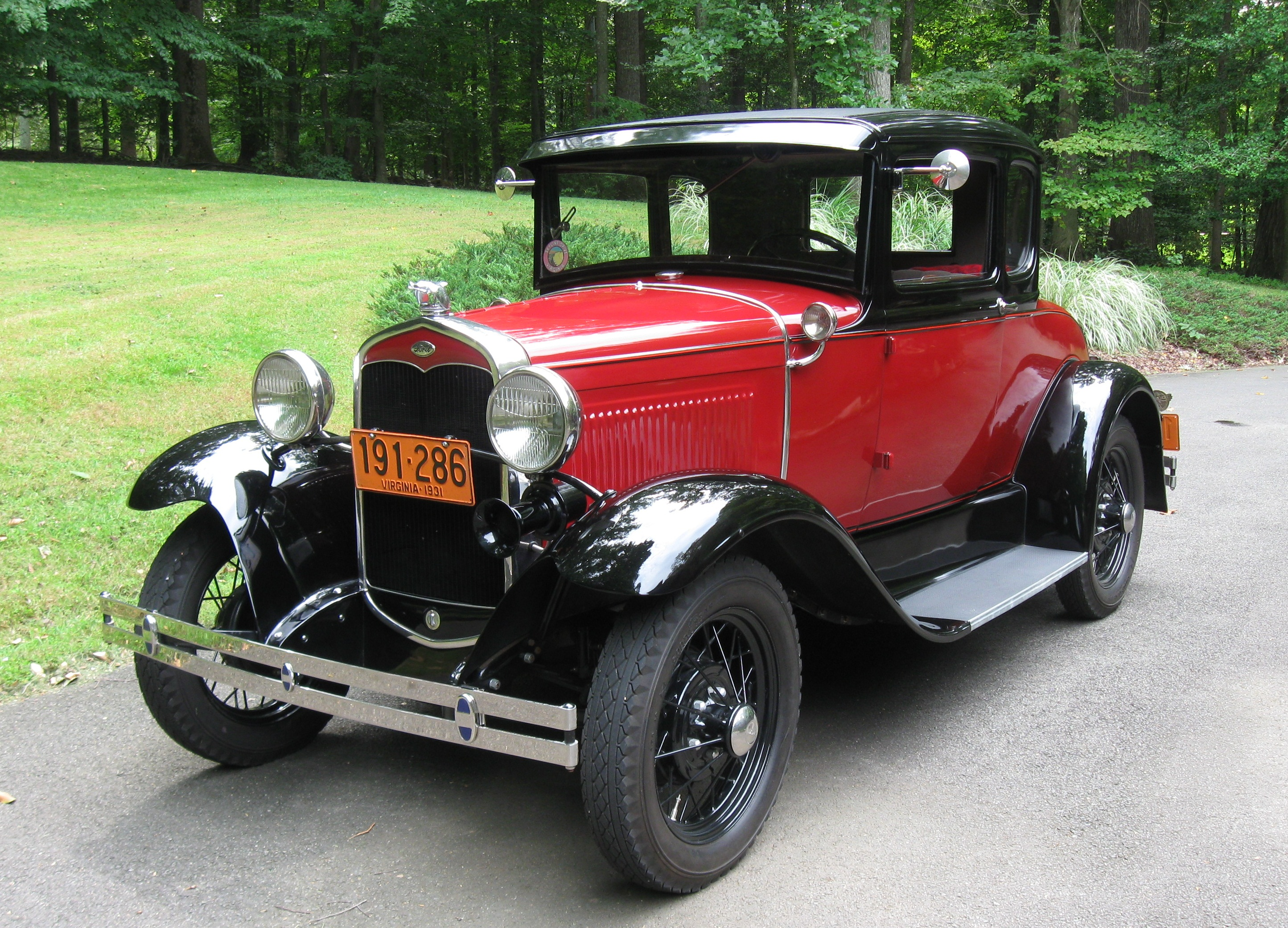 street dreams the latest 1931 ford. Black Bedroom Furniture Sets. Home Design Ideas