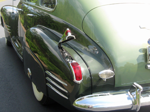 Street dreams the latest 1941 cadillac for Cox motors nashville tn