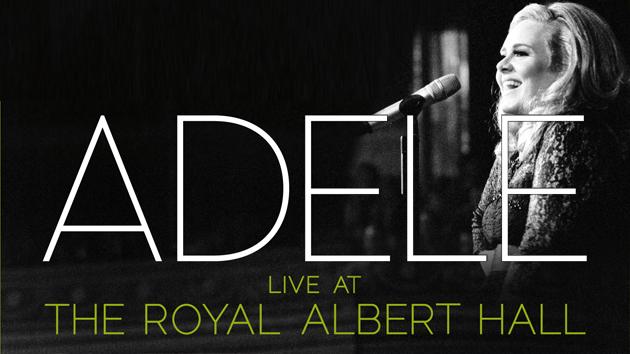 cultura pop adele live at the royal albert hall dvd trailer. Black Bedroom Furniture Sets. Home Design Ideas