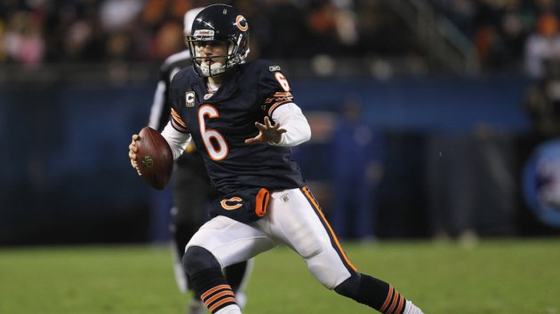 Report: Bears to Start Clausen Against Lions