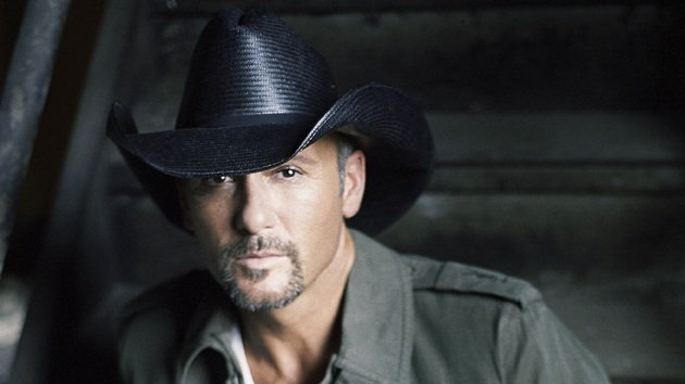 Tim McGraw Explains His Approach to Songwriting