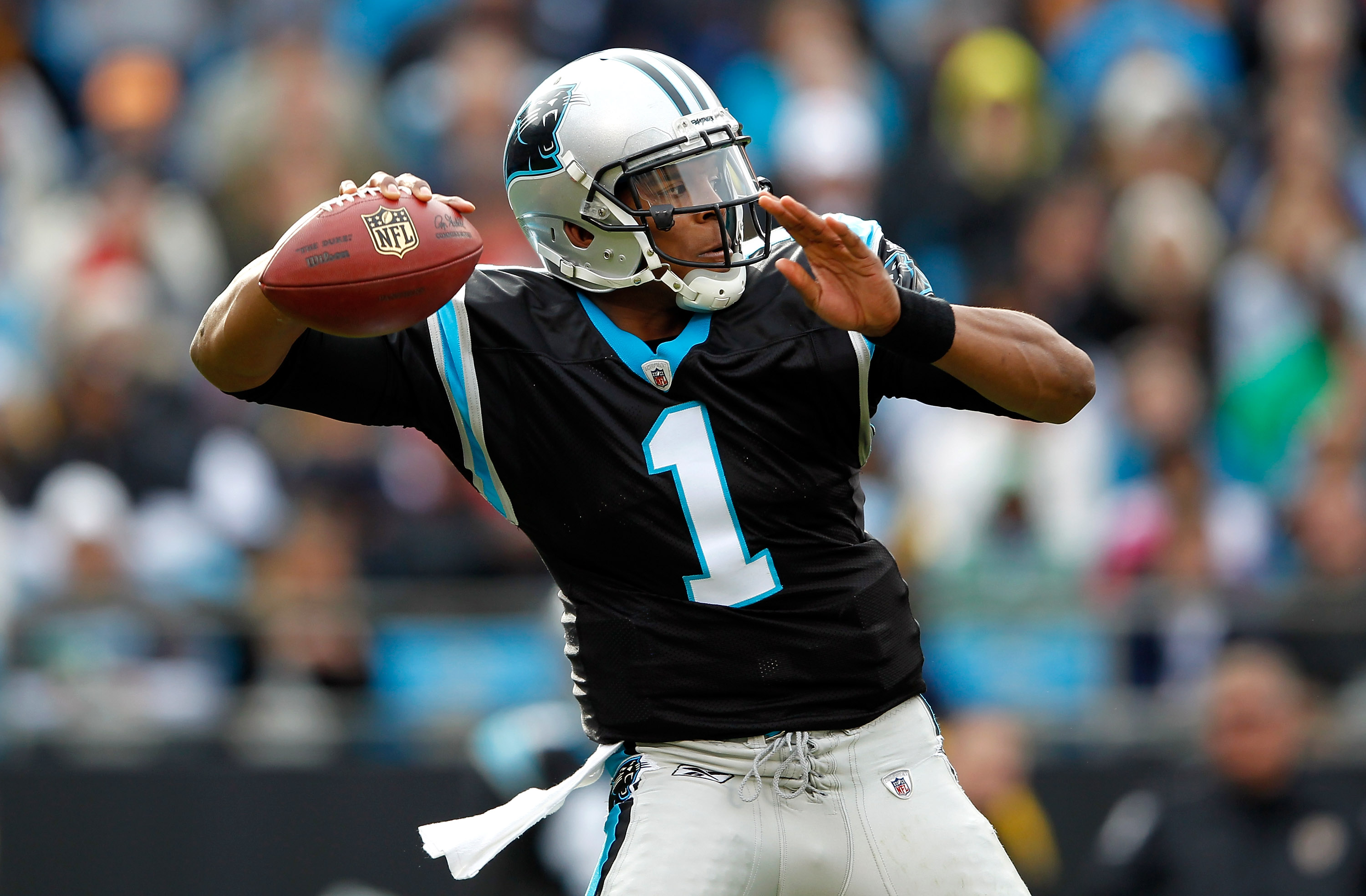 Panthers top patriots after controversial finish sports - Carolina panthers wallpaper cam newton ...