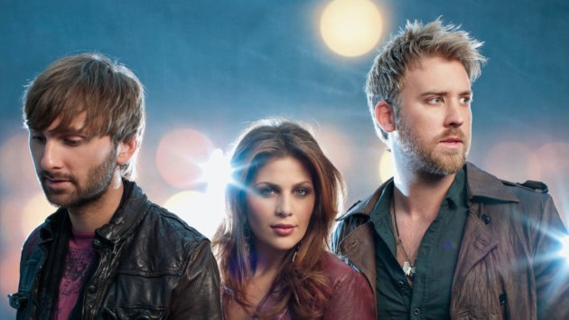 The Stars Come Out for Lady Antebellum's Music City Show