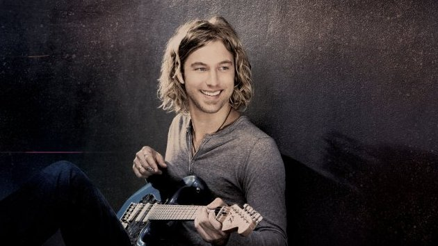 Casey James Honored to Open for Alan Jackson