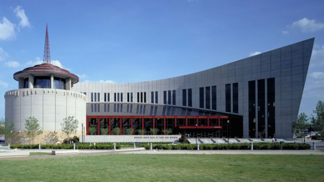Country Music Hall of Fame Closed January 22 to February 6, 2013 Due to Expansion Project