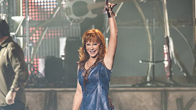 Reba Checks in from European Tour, Appears on Two TV Shows This Weekend