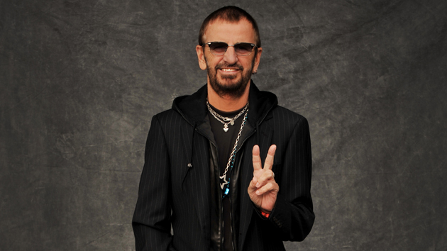 Photograph The Signed Limited Edition By Ringo Starr